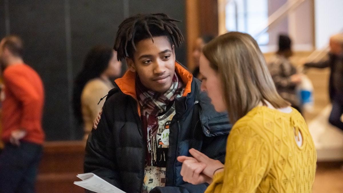 Jobs at Art Museums (JAM): Reception